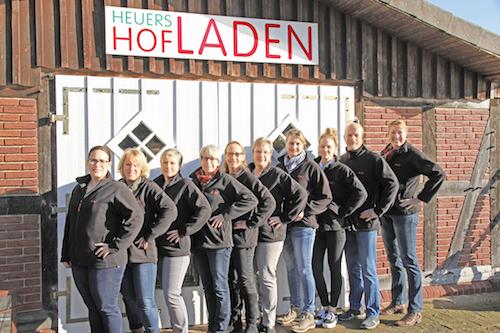 Team Heuer Hofladen